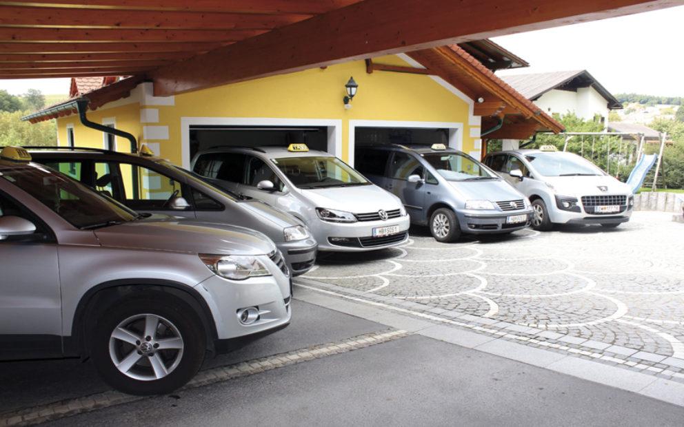 Taxi und Krankentransport Thier
