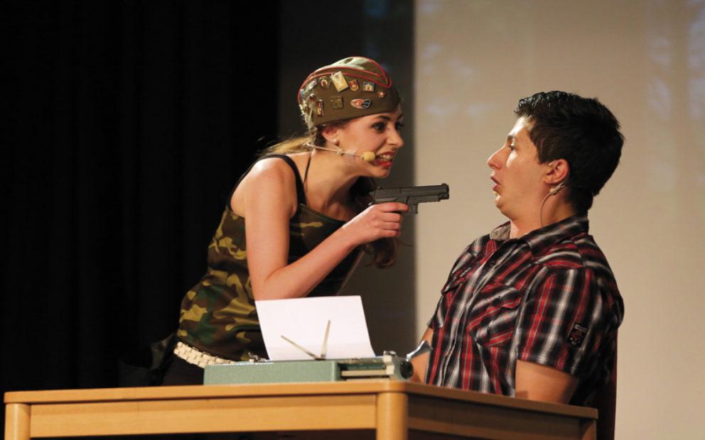 Musicaldarsteller-Ausbildung in Pinkafeld