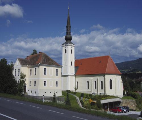 Über'n Wechsel g'schaut – Dechantskirchen