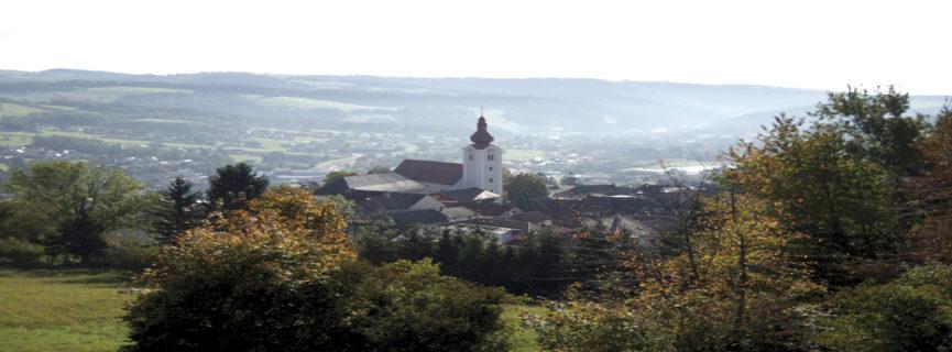 Über'n Wechsel g'schaut – Friedberg
