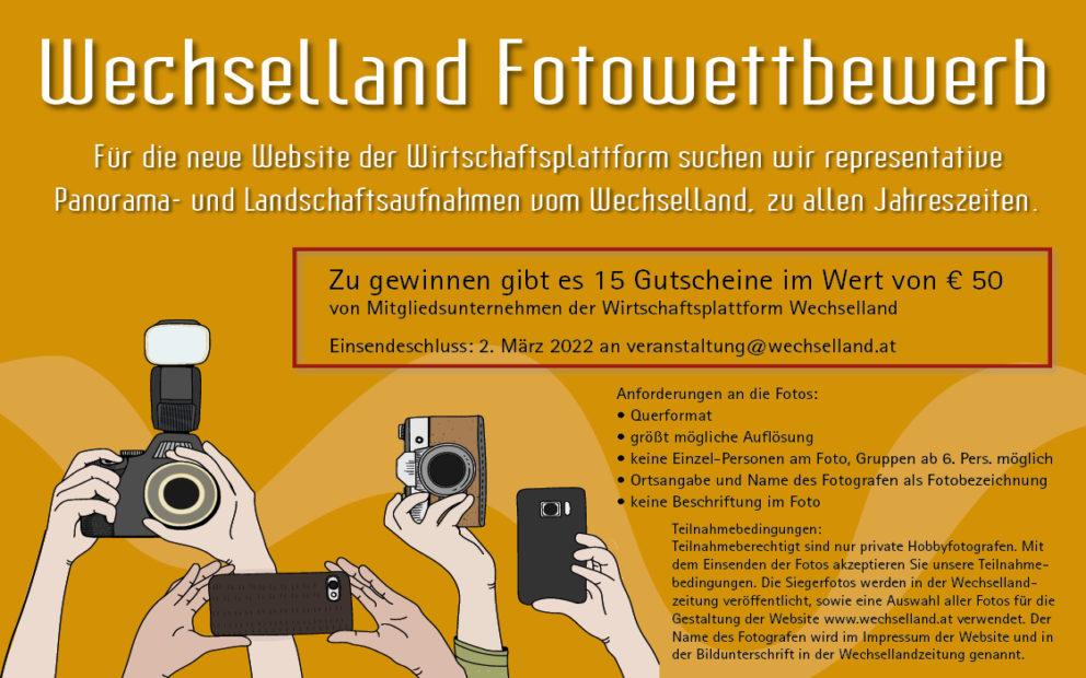 Wechselland Fotowettbewerb