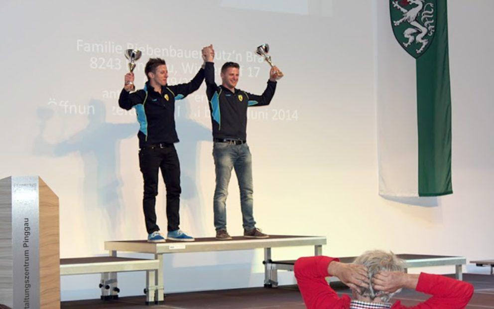 Rallyesieger aus dem Wechselland