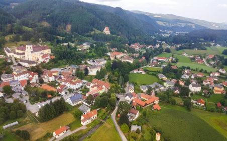 Gemeinde-Besuch: Kirchberg am Wechsel