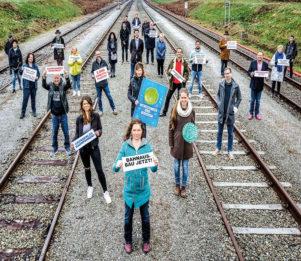 Gelder zur Attrak-tivierung der Bahn