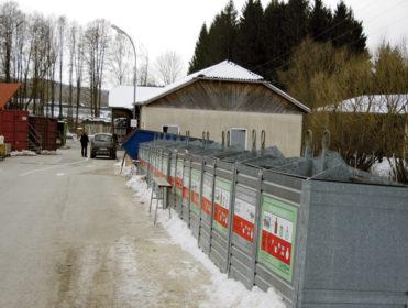 Gemeindeübergreifendes Altstoffsammelzentrum