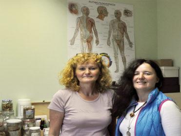 Organ-Bauchtherapie zur Linderung von Rückenschmerzen