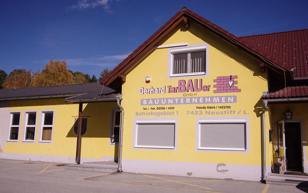 Bauunternehmen Gerhard TarBAUer GmbH