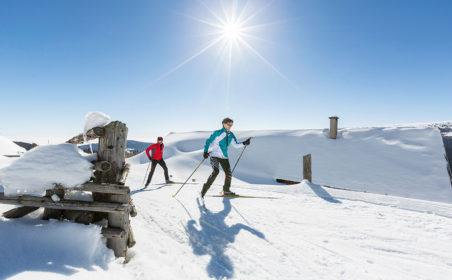 Sport und Spaß im Winter