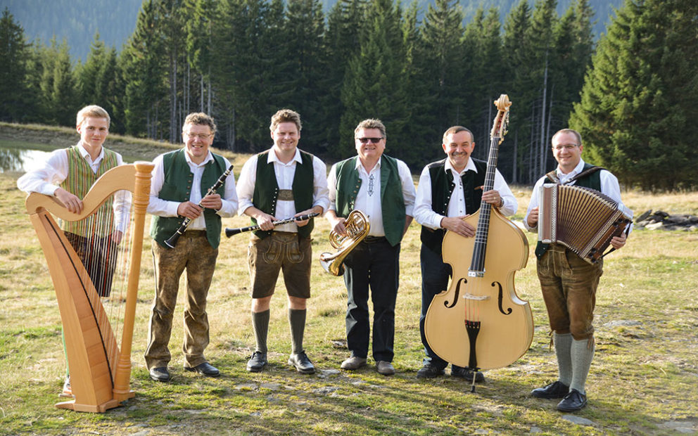 Volksmusik aus dem Wechselland