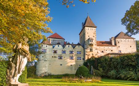 Touristische Potenziale der Burg Feistritz ausbauen
