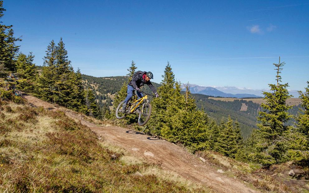 """The WU"" – Mountainbike-Trail Eröffnung"
