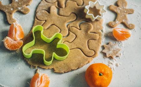 Kekse und Adventkalender für den guten Zweck