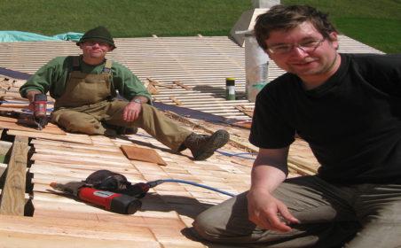 Informationen und Tipps zur Außenwandbekleidung mit Holzschindeln