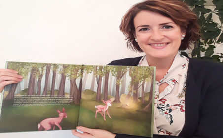 Kinderbuchautorin Marieluise Fischer