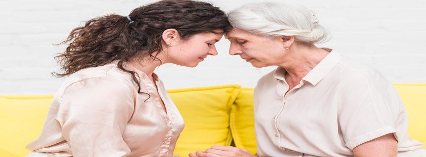 Älter werden was nun? Veränderungen akzeptieren