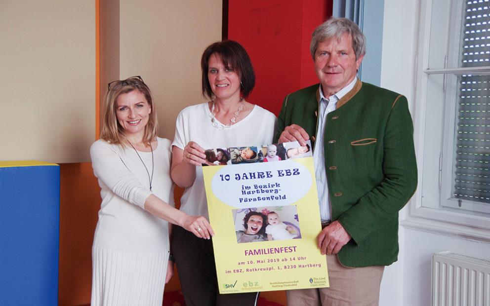Elternberatungszentrum feiert 10 Jahre