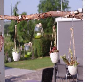Gartendeko selbst gemacht