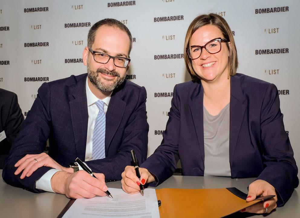 F/LIST festigt ihre Partnerschaften