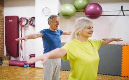 Älter werden … Stürzen vorbeugen