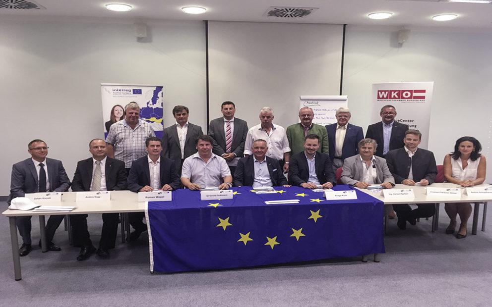 Vernetzung – das Thema der Zukunft – bilaterales Abkommen unterzeichnet