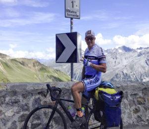 Mit dem Rad von Italien nach Aspang