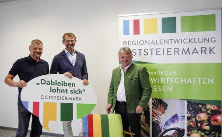 Positive Entwicklung in der Oststeiermark