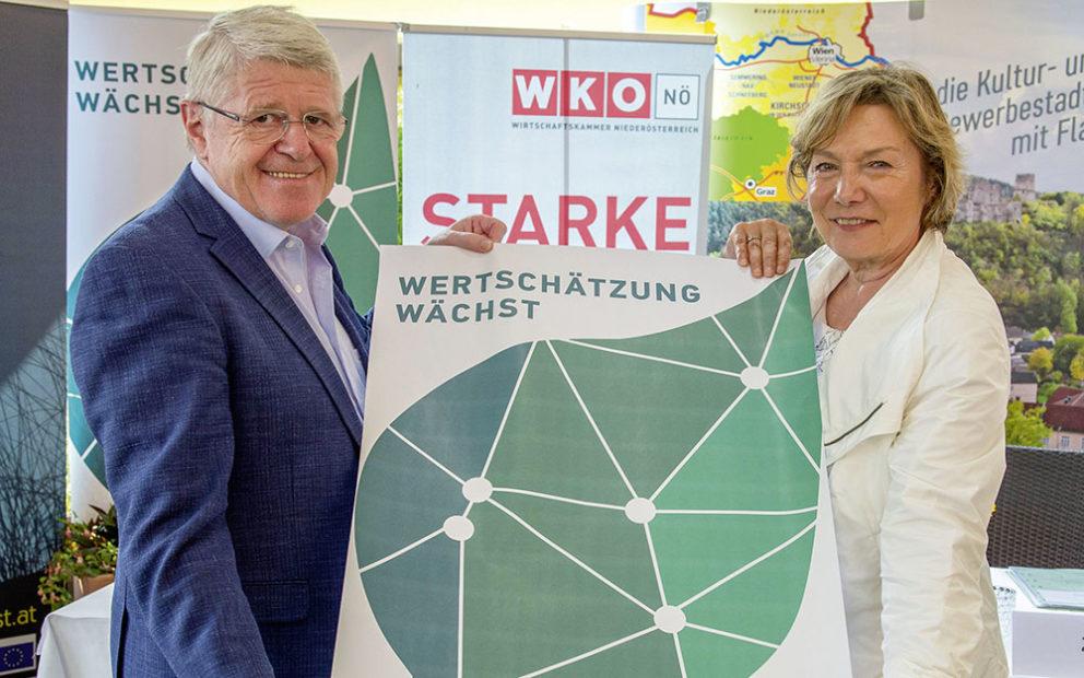 Wertschätzungswoche für niederösterreichische Betriebe