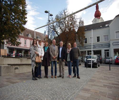 Ungarische Gäste zu Besuch in Friedberg