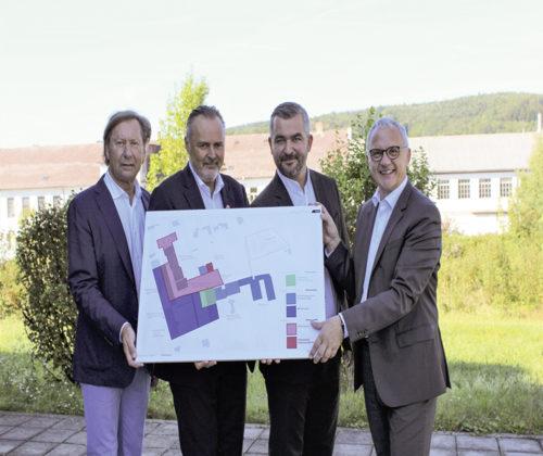 Millionen für Ausbau FH-Campus Pinkafeld