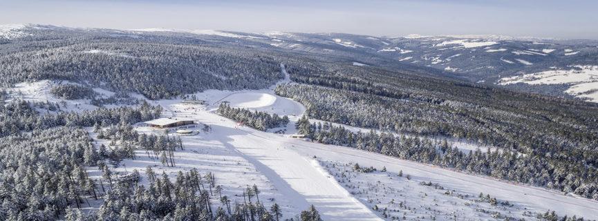 Schneevergnügen im Wechselland