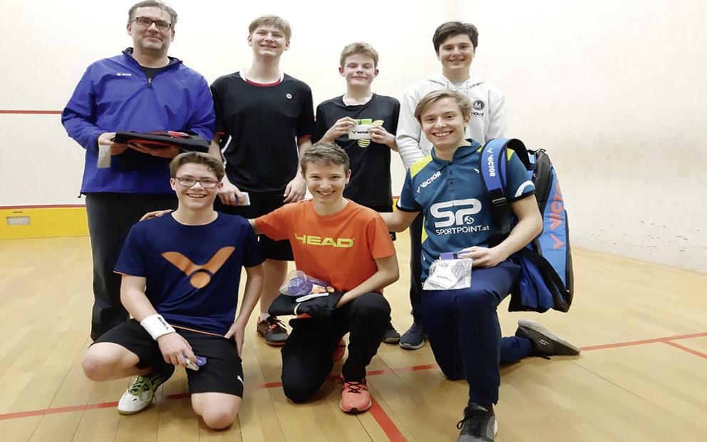 Squash-Landesmeisterschaften in Aspang
