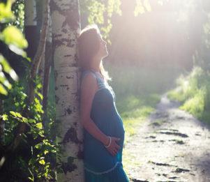 Neues Leben:  Unterstützung während der Schwangerschaft und danach