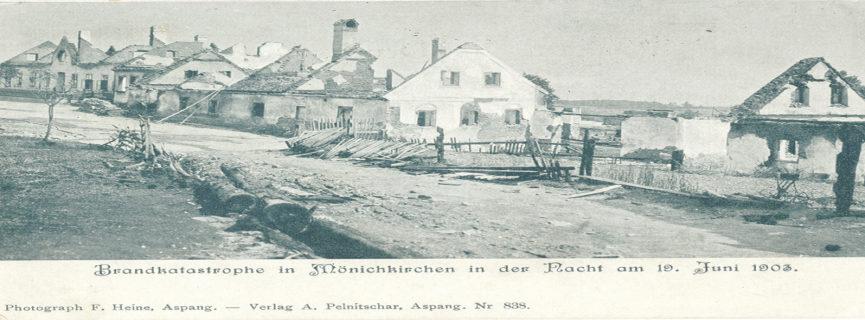 Historik: Mönichkirchen  wird zum Fremdenverkehrsort