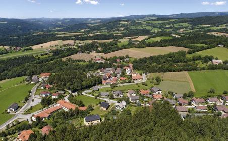 Gemeinde-Besuch: St. Lorenzen am Wechsel