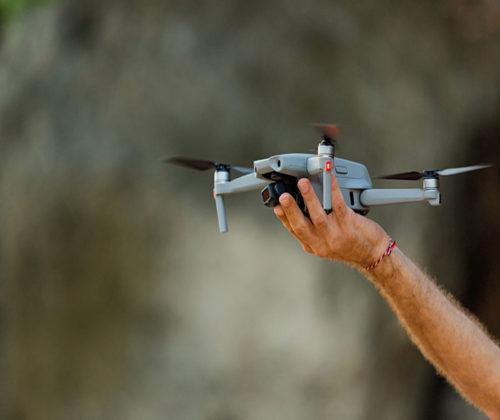 Mit Drohnen sicher abheben
