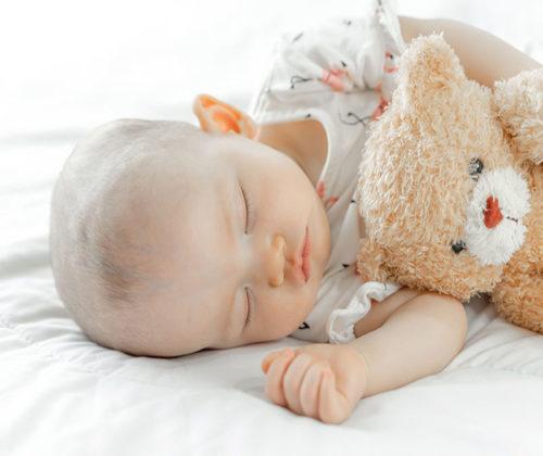Kindliche  Schlafentwicklung