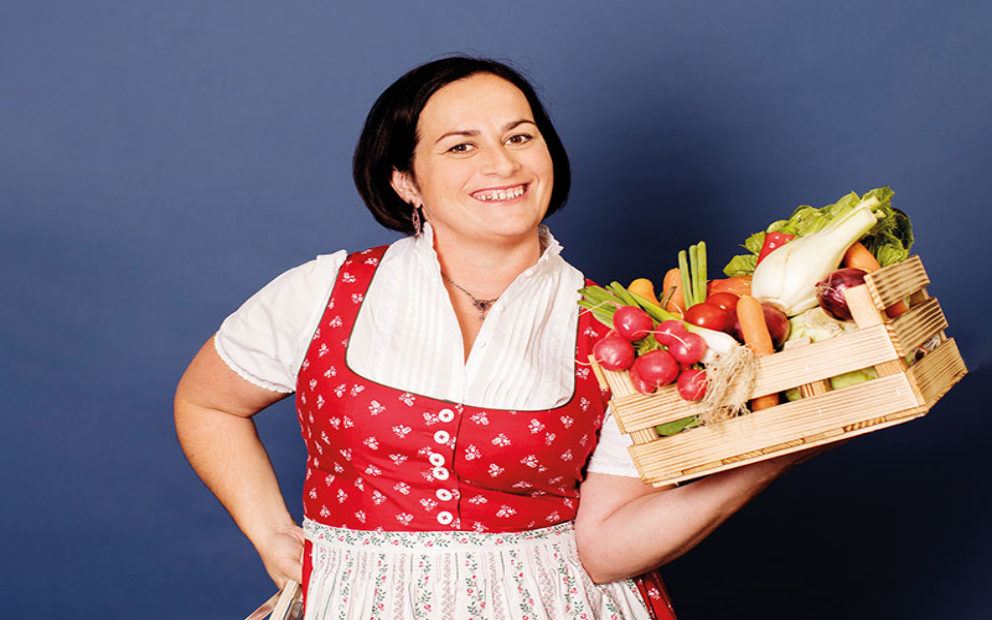 Seminarbäuerin Waltraud Strobl