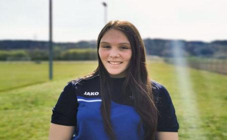 Zöbernerin erfolgreich  im Damenfußball