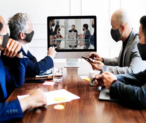 Virtuell zusammenarbeiten spart Zeit und Kosten