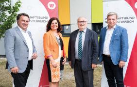 Monika Eisenhuber neue Wirtschaftsbund-Obfrau BG Neunkirchen