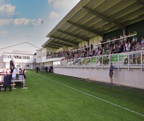 Eröffnung Sport- und Freizeitzentrum Friedberg