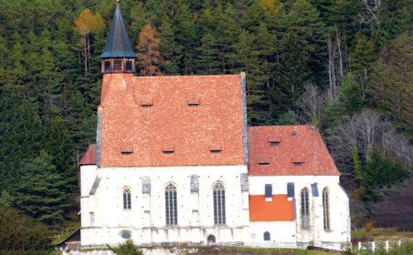 Die Geschichte der  Wolfgangskirche