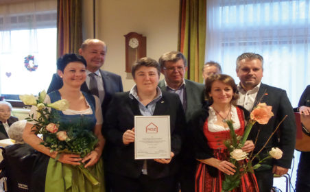 15 Jahre Caritas Pflegewohnhaus Friedberg