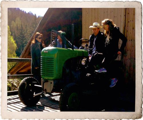 Rent a Steyr Traktor