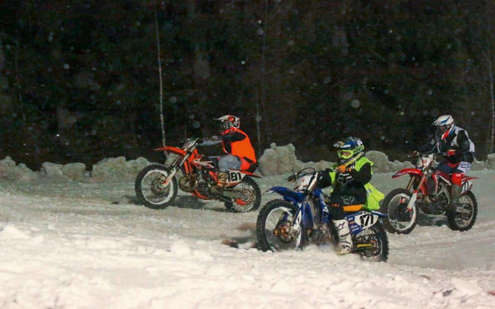 Snowhill Xtreme Rennbericht