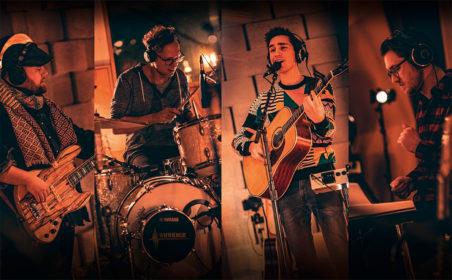 Neues von der Luke Andrews Band
