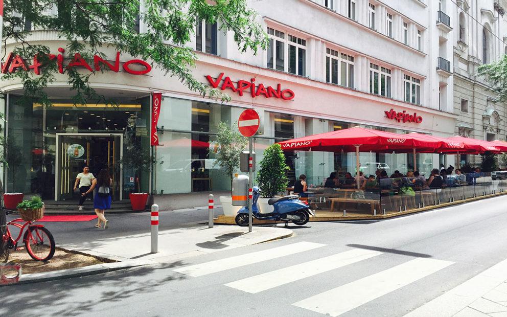Kirchberger übernimmt Vapiano-Restaurants