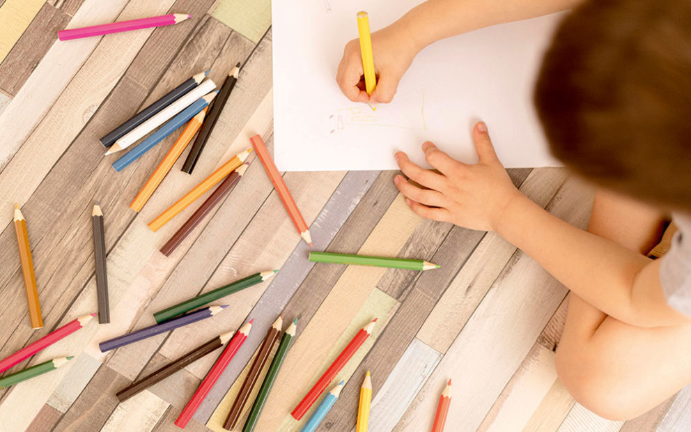 WLZ – Zeichen- und Malwettbewerb für Kinder