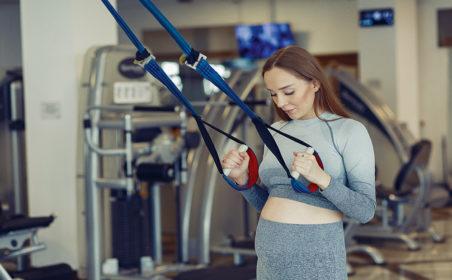 Sportlich durch die Schwangerschaft