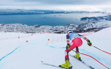Raphael Riederer ist Profi-Skirennläufer